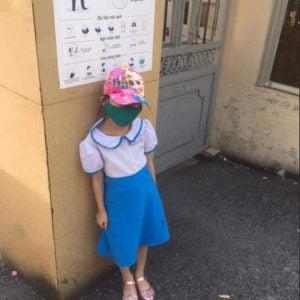 Hải phòng: Bé gái lớp 1 bị cô giáo đấu tố vì tội đi học sớm