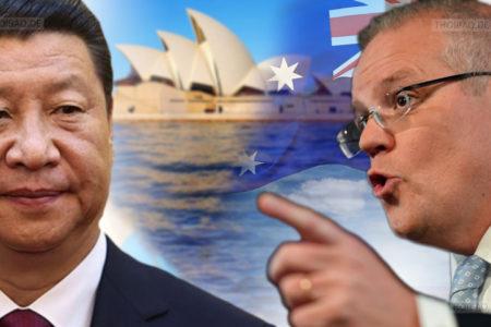 """Bắc Kinh đoa dọa – Úc quyết """"thoát trung"""""""