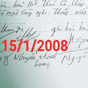 "Cau Voi Post Officer murder case: How did the ""destiny"" dinner happen?"