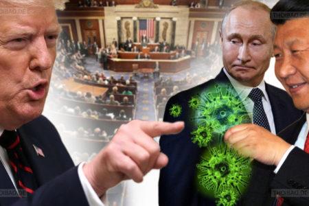 Mỹ công bố: Trung Quốc 'giấu' virus giống Liên Xô che đậy vụ Chernobyl