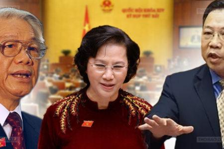 Nguyễn Thị Kim Ngân: Dân ép – Đảng đè