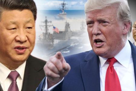 """Biển Đông: Căng thẳng Mỹ – Trung, Việt Nam """"chờ thời"""""""