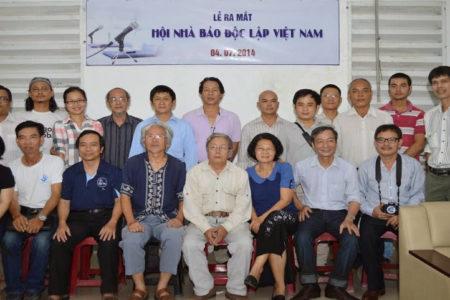 Tuyên bố chung của Mạng Lưới Nhân Quyền Việt Nam và Người Bảo vệ Nhân Quyền về việc cộng sản Việt Nam bắt giữ các thành viên Hội Nhà Báo Độc Lập Việt Nam