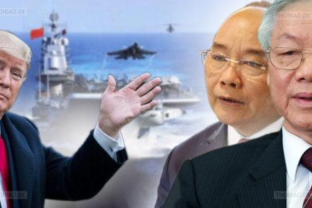 Chống Trung Quốc: Mỹ muốn hợp tác – Việt Nam do dự