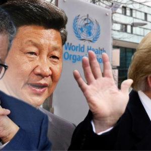 Mỹ đoạn tuyệt quan hệ với WHO vì bị TQ thao túng