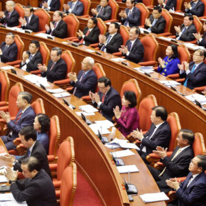 Party's 12th Plenum: Vu Duc Dam, Nguyen Duc Chung, Nguyen Thanh Phong introduced to Politburo, Secretariat next term