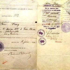 Nguyễn Ái Quốc từng sinh sống ở Berlin gần nửa năm và nhiều lần viết thư xin tiền tài trợ