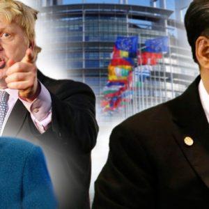 """Trung Quốc """"đánh mất"""" Châu Âu"""