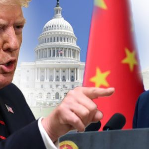 Tổng thống Donald Trump chỉ thẳng: Người phát ngôn Trung Quốc 'nói ngu'