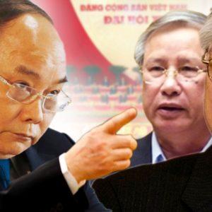 Tứ trụ Việt Nam: Vì sao Đảng cố xếp người già ở lại?
