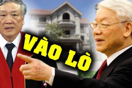 """""""Xỏ mũi"""" Nguyễn Phú Trọng – Chánh án Nguyễn Hòa Bình giấu tài sản trăm tỷ?"""