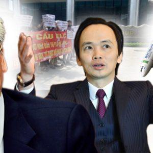 FLC – Trịnh Văn Quyết bị đòi nợ, đòi nhà