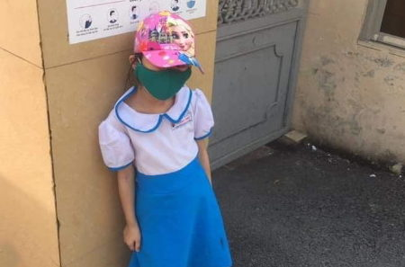 Hai Phong: First-grade girl was accused by her teacher of going to school early