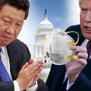 Mỹ rút giấy phép của hàng loạt công ty làm khẩu trang Trung Quốc