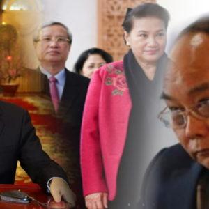 Đảng: Nội bộ tranh cãi Tam trụ hay Tứ trụ?