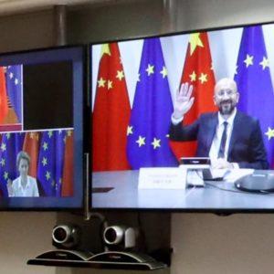 Hội nghị thượng đỉnh trực tuyến: EU và Trung Quốc vẫn cố đạt được hiệp định đầu tư