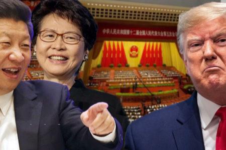 """Mỹ bỏ đặc quyền – Trung Quốc """"lồng lộn"""""""