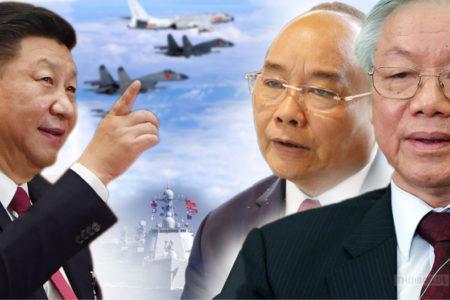 Trung Quốc kiểm soát vùng trời Biển Đông – Việt Nam hết đường bay ra đảo
