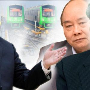 Đường sắt Cát Linh – Hà Đông: Tổng thầu Trung Quốc đòi thêm 50 triệu đôla Mỹ