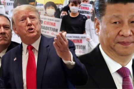 Mỹ công bố: Trung Quốc đang trở thành mối đe dọa cho phương Tây