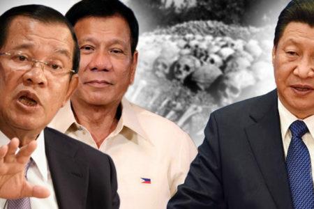 """Campuchia, Philippines """"trở cờ"""" tìm cách thoát Trung"""