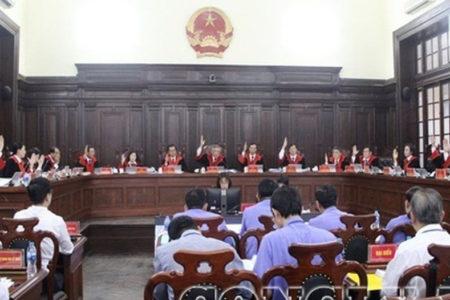 Vietnamese court lost track of social progress?
