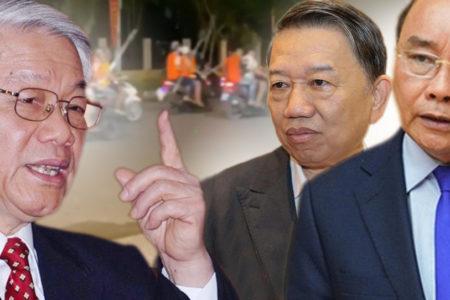 Nguyễn Phú Trọng xây dựng đảng – Giang hồ nổi lên khắp nơi