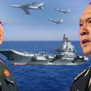 TQ chiếm giữ vùng trời Biển Đông – VN bay qua phải báo cáo