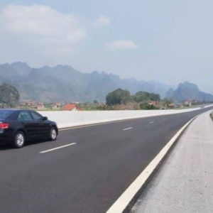 North-South highway is at risk of failure?