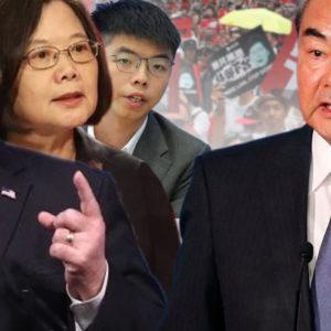 """Mỹ – Đài Loan – Hồng Kông """"tổng tấn công"""" Trung Quốc"""