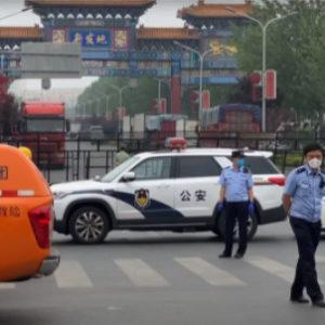 """Bắc Kinh """"nguy ngập"""" – Vũ Hán thứ hai?"""