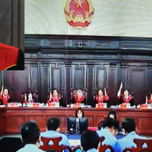 Cau Voi Post Officer murder case: It is not a wise move if Parliament assigns 17 judges to settle the case