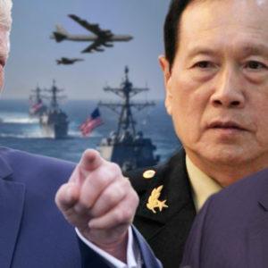 """Trung Quốc """"giãy giụa"""" khi Mỹ gây áp lực tối đa trên Biển Đông"""