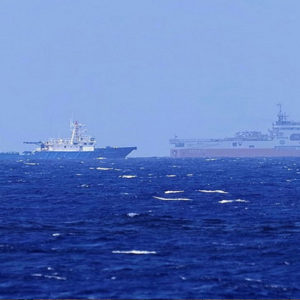 Beijing's threat prevents Vietnam from suing China regarding territorial invasion in the South China Sea