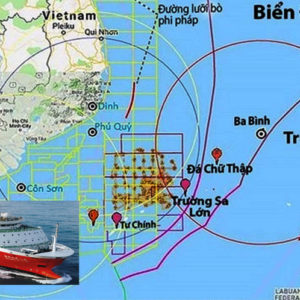 Repsol sells its stakes in three oil slots: Does China successfully threaten Vietnam in the South China Sea?