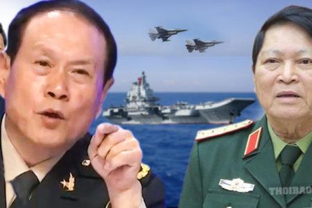 """""""Đòn gió"""" của Trung Quốc ngăn cản Việt Nam kiện về Biển Đông"""