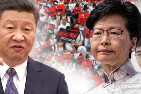 """Lo sụp đổ – Trung Quốc lập văn phòng """"mật vụ đỏ"""" tại Hồng Kong"""