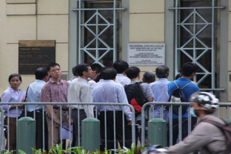 US's visas: Closed for Chinese but still open for Vietnamese