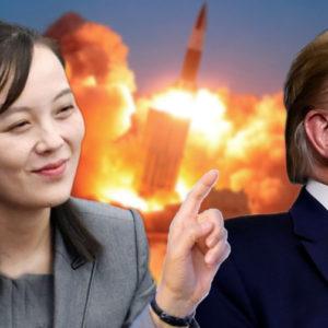 Kim Yo Jong thay anh – đe dọa cả thế giới?