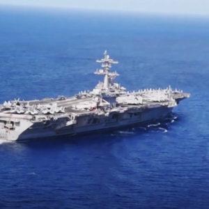 Tư lệnh Mỹ tố cáo Trung Quốc hung hăng trên Biển Đông và sẵn sàng đáp trả