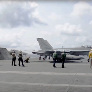 Ba tàu sân bay Mỹ áp sát Biển Đông – Trung Quốc lo sợ?