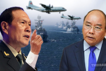 Quân đội Trung Quốc mạnh đến đâu?