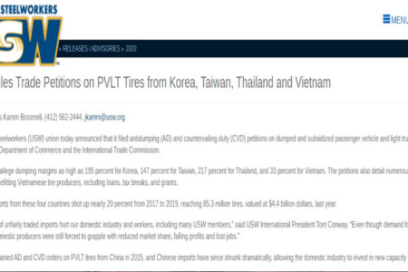 The US deals with Vietnam's trade cheating