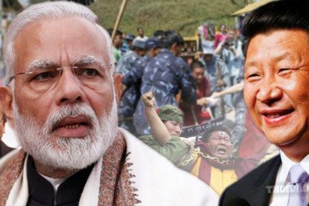 Con đường Tơ lụa: Giấc mơ của Trung Hoa, Ác mộng của Ấn Độ
