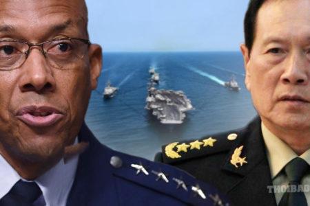 """Nguy cơ """"Vùng nhận dạng phòng không"""" – thuốc nổ cho căng thẳng Mỹ – Trung"""