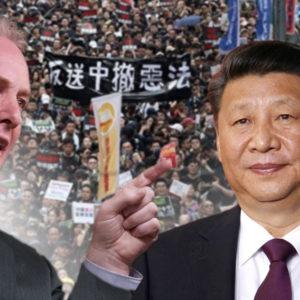 Thượng viện Mỹ tung đòn với Trung Quốc vì Hồng Kông