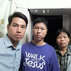 Former prisoner of conscience Trinh Ba Khiem talks about arrests of his wife and sons