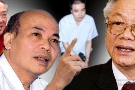 """Vụ Hồ Duy Hải: """"ông Nghị Rau Muống"""" cố bênh vực cho Nguyễn Hòa Bình"""