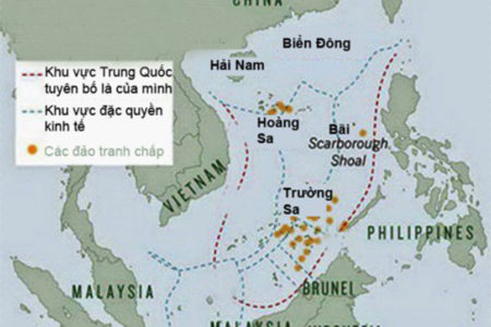 Can Vietnam negotiate with China to regain Paracels?