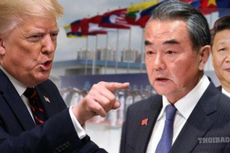 """Chuẩn bị """"ra đòn"""" mạnh hơn – Trump hoãn phạt Trung Quốc"""